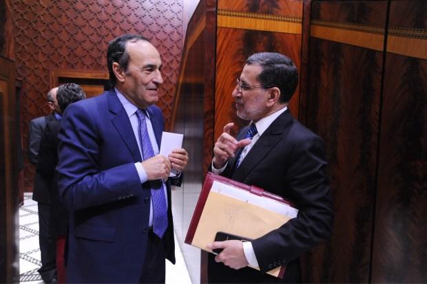 العثماني عن معاشات البرلمانين: لن نمول عجز الصندوق