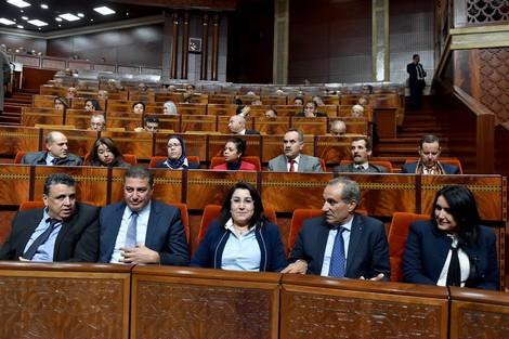 تقاعد البرلمانيين.. البام دار ليهم العصا فالرويضة