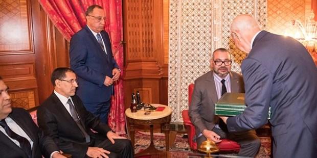 الحسيمة.. الملك يترأس اجتماعا حول تفعيل التدابير التي تضمنها خطاب العرش 2018