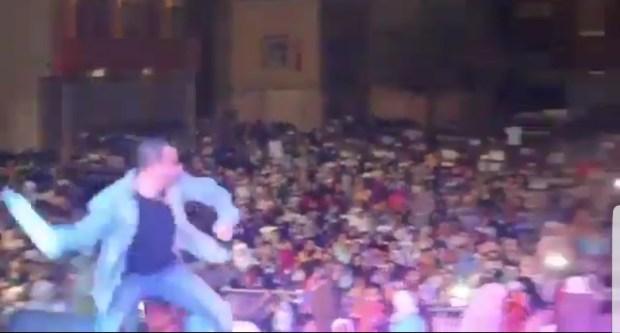 وصفها بالإساءة.. دراري روّنوا سهرة رشيد أسلال في تارودانت (فيديو)