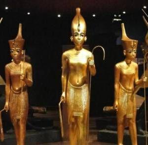 484 قطعة.. إحباط محاولة سرقة مدينة أثرية كاملة في مصر