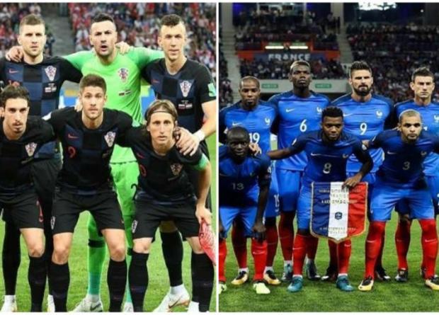 فرنسا وكرواتيا.. قيمة اللاعبين المالية في الميزان
