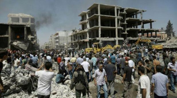 هجوم داعشي دامٍ في السُّوَيداء.. أكثر من 250 قتيلا سورياً