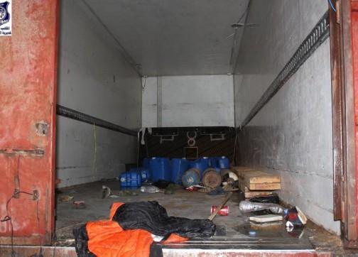 ليبيا.. طفلان مغربيان ضمن ضحايا حادث الاختناق في شاحنة