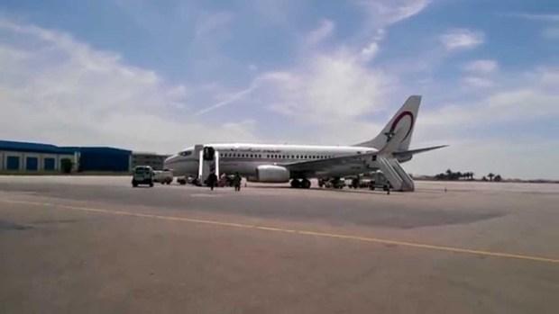 كانت متجهة إلى برشلونة.. سلطات مطار طنجة تمنع سيدة سكرانة من السفر