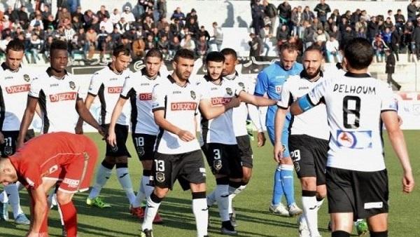 أصبح في مؤخرة الترتيب.. الدفاع الحسني الجديدي ينهزم أمام وفاق سطيف الجزائري