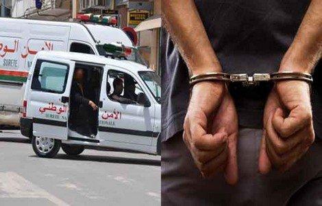 """تطوان.. البوليس يعتقل """"الگزار مول الحشيش"""""""