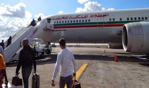 إلغاء مجموعة رحلات.. إضراب الربابنة خربق لارام