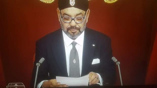 الملك: المغاربة الأحرار لا تؤثر فيهم تقلبات الظروف ولن يسمحوا لبائعي الأوهام للتطاول على المغرب