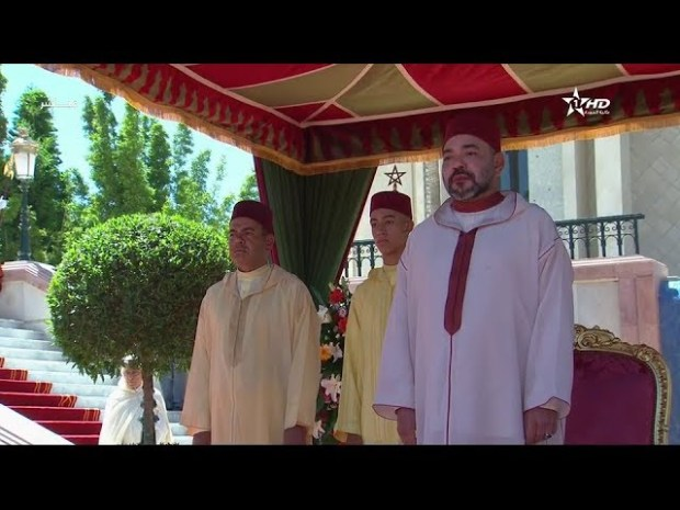 طنجة.. الملك يستقبل خوسي لويس رودريغيث ثاباتيرو وميغيل أنخيل موراتينوس