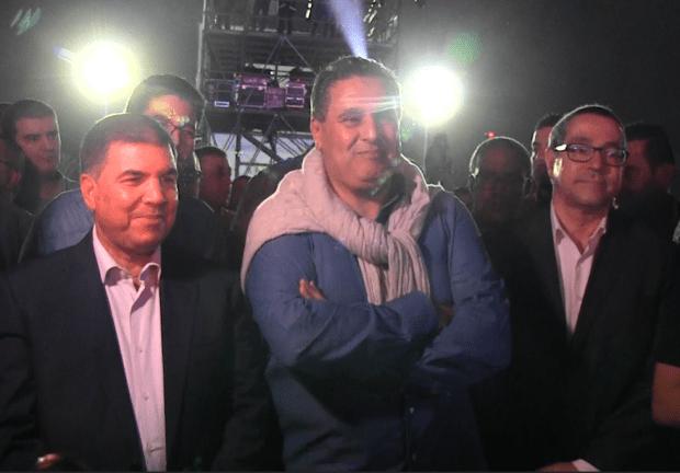 أخنوش حضر الحفل.. الدوزي يلهب حماس جمهور تيميتار (صور)