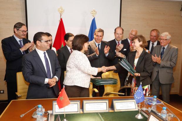 المغرب يرفع قيمة اتفاق الصيد البحري.. 52 مليون أورو سنويا