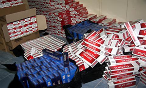 سلا.. حجز أكثر من 70 ألف عُلبة سجائر و3 أطنان من العسل المغشوش