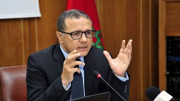 عاجل.. الملك يعفي الوزير محمد بوسعيد