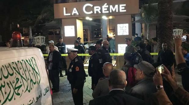 """مخدرات وتصفية حسابات وتوقيف شقيقين هولندين.. آخر تطورات جريمة مقهى """"لاكريم"""" في مراكش"""