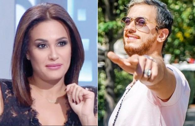 هند صبري تهاجم سعد لمجرد: لا يستحق أن يكون نجما أو قدوة لأحد