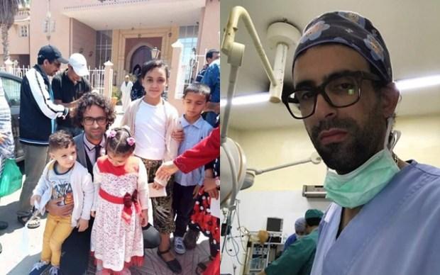 """آخر تطورات قضية """"طبيب الفقراء"""".. وزير الصحة يرفض استقالة الطبيب مهدي الشافعي"""