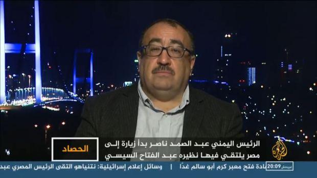 ردات عبد الصمد ناصر رئيسا لليمن.. الجزيرة تخلطو عليها العرارم!