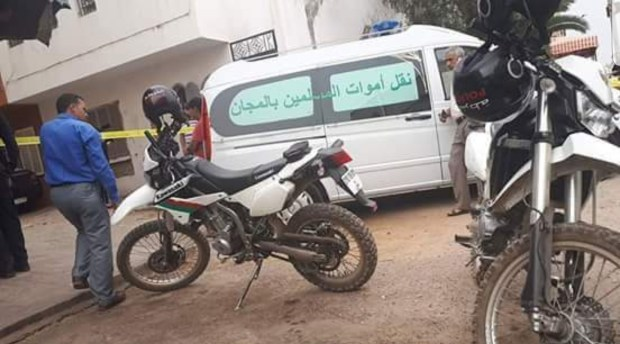 تمارة.. البوليس يعتقل قاتل زوجته الحامل