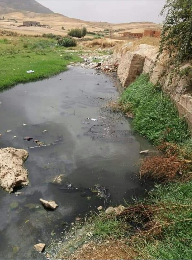 بالصور من إقليم خنيفرة.. تقريب الواد الحار من المواطنين!
