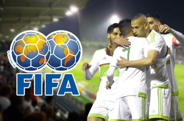 بسبب وديتي موريتانيا.. الفيفا تعاقب الاتحاد الجزائري لكرة القدم