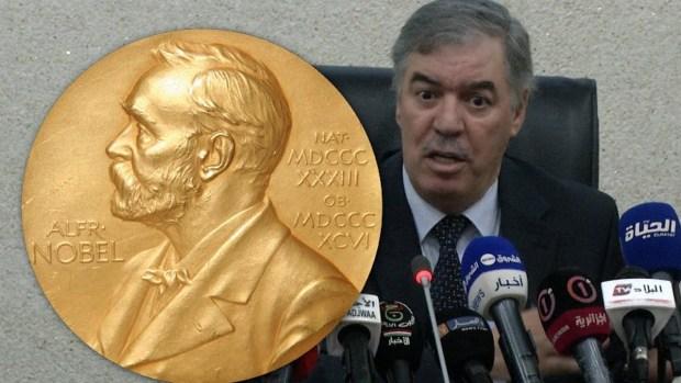 وزير التعليم العالي الجزائري جاهم من اللخر: واش يفيدني أنا كي واحد من جامعة الجزائر دا جائزة نوبل؟ (فيديو)