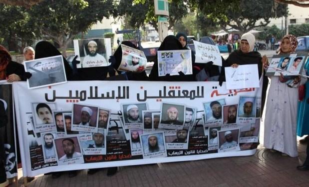 لجنة الدفاع عن المعتقلين الإسلاميين: توصلنا بلائحة السلفيين المفرج عنهم بعفو ملكي