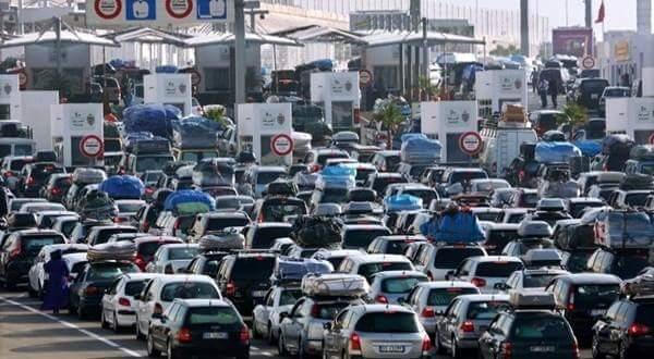 رقم قياسي.. 33 ألف مسافر عبروا ميناء طنجة في يوم واحد