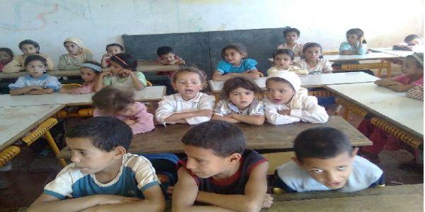 التعليم في تقرير مجلس جطو.. مدارس ما فيها لا ما ولا ضو!