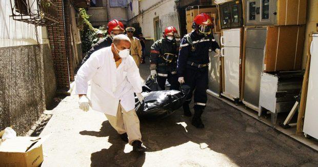 توقيف 5 أشخاص.. تطورات مثيرة في حادث سقوط شخص من الطابق السابع في طنجة