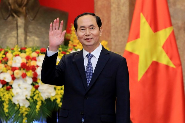 بسبب المرض.. وفاة رئيس الفيتنام