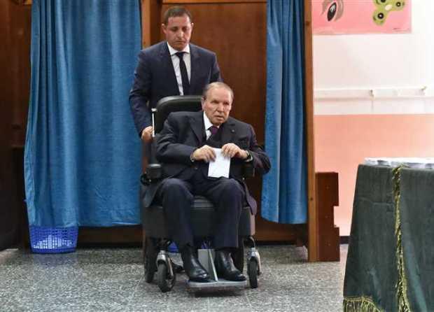 معارض جزائري: الانتخابات الرئاسية المقبلة مسرحية