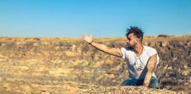 """بالصور والفيديو.. عماد الدراج يطلق """"في قلبي عشق"""""""