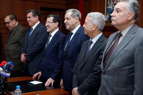أزمات هددت بتفجير تحالف العثماني.. حكومة واقفة غير على سبّة! (صور)