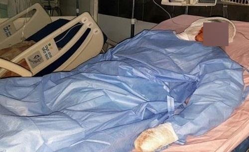 وزارة الصحة تخلي مسؤوليتها.. تفاصيل وفاة شاب من وجدة أضرم النار في جسده