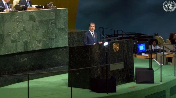 بالفيديو.. رسائل ملكية قوية في الأمم المتحدة من أجل السلام ومن أجل إفريقيا