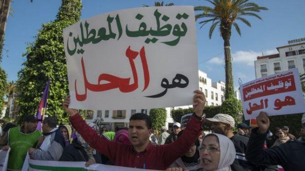 استطلاع: 9/10 من الشباب المغاربة ما كيلقاوش خدمة