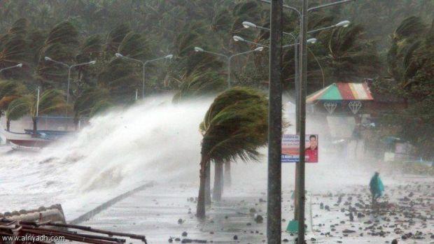 أوقع 59 قتيلا في الفيليبين ووصل الى الصين.. إعصار مانغخوت الأعنف في العالم