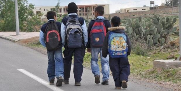 الموسم الماضي.. حوالي ربع مليون تلميذ غادروا المدرسة العمومية!!