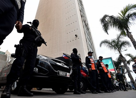 مشروع.. الحموشي يزود البوليس ببنادق أمريكية