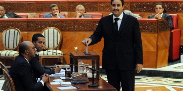رسميا.. الاستقلال يعلن تقديم مرشح لرئاسة مجلس المستشارين