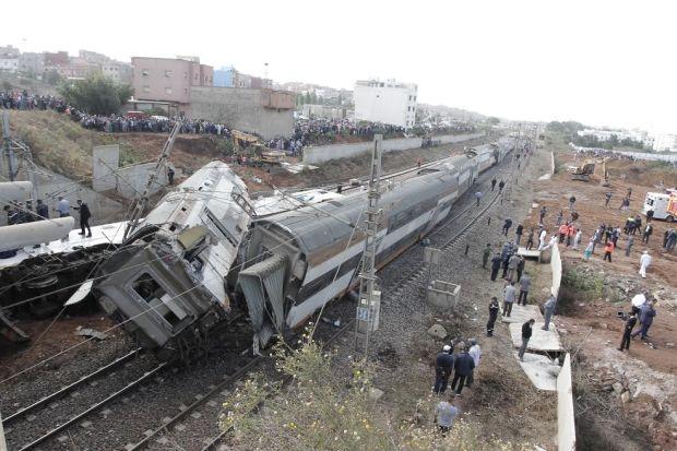 قال باللي عطاتو باسبور.. سفارة ألمانيا تكذب ادعاءات مغربي حول حادث قطار بوقنادل