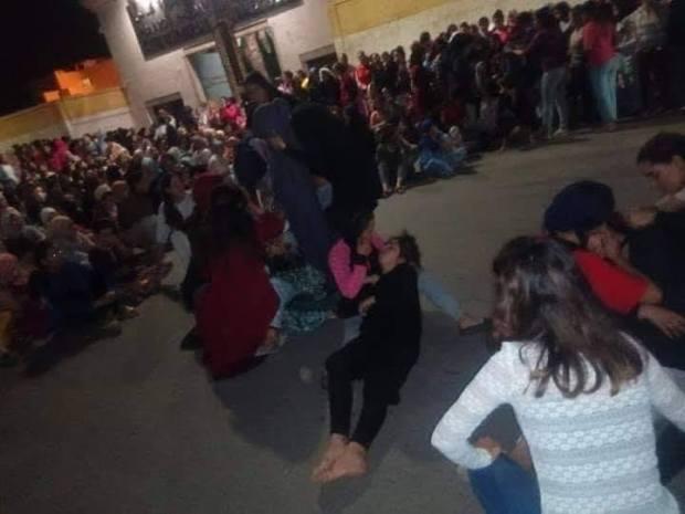 بالصور والفيديو.. تسمم أزيد من 40 طالبة في الحي الجامعي لفاس