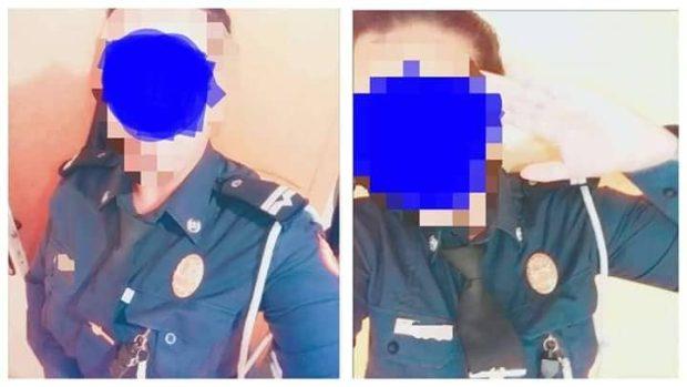 توقيف فتاة.. زي شرطي وصور خليعة في وجدة