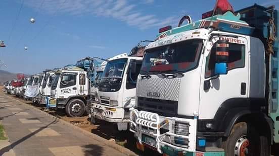 بعد حوالي أسبوعين من الإضراب.. وزارة النقل تجتمع مع مهنيي قطاع النقل الطرقي للبضائع