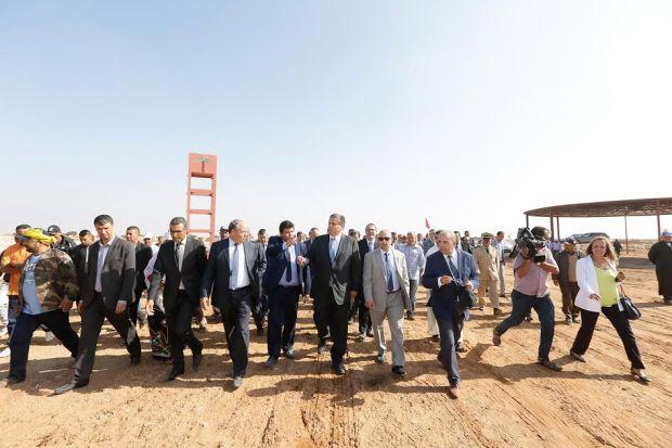 دشن مشاريع في الجهة.. أخنوش سبق العثماني لأكادير! (صور)