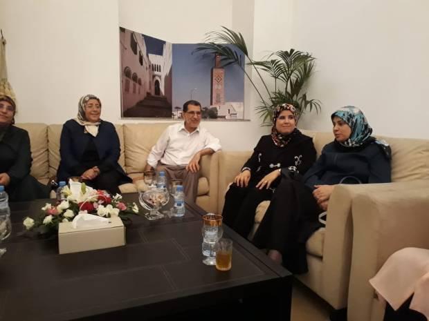 فالحجاب والموسيقى.. بيجيدي المغرب يقلد بيجيدي تركيا!