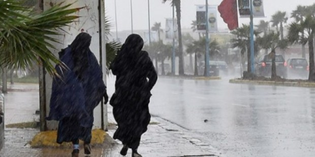 اليوم الأربعاء.. أمطار وزخات مطرية