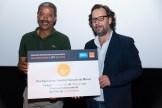 Prix Institut français - Antoine le Bihan, chargé cinéma IFM + Papa de Fayrouz Harmatallah Sbaï