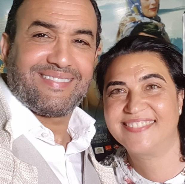 زوجة رشيد الوالي: شارفة وخايبة ولكن فرحانة باللي عطاني الله